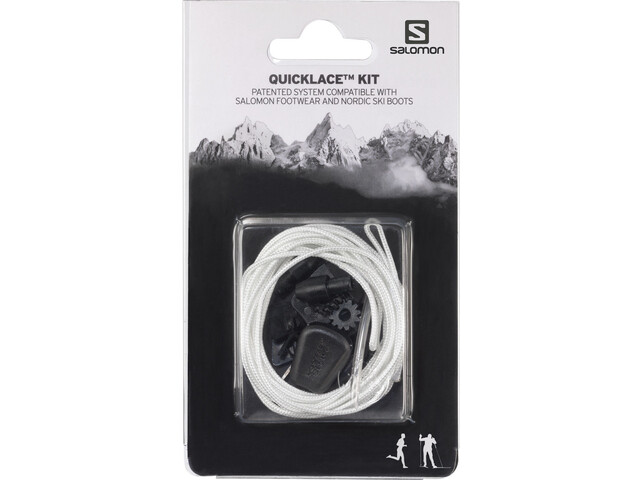 Salomon Quicklace Kit natural